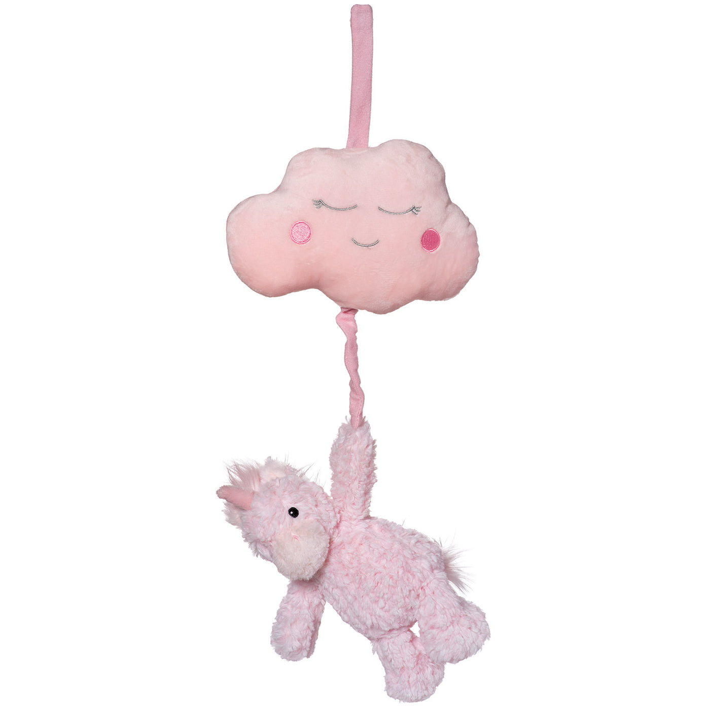 Petals Unicorn Pull Musical - Manhattan Toy