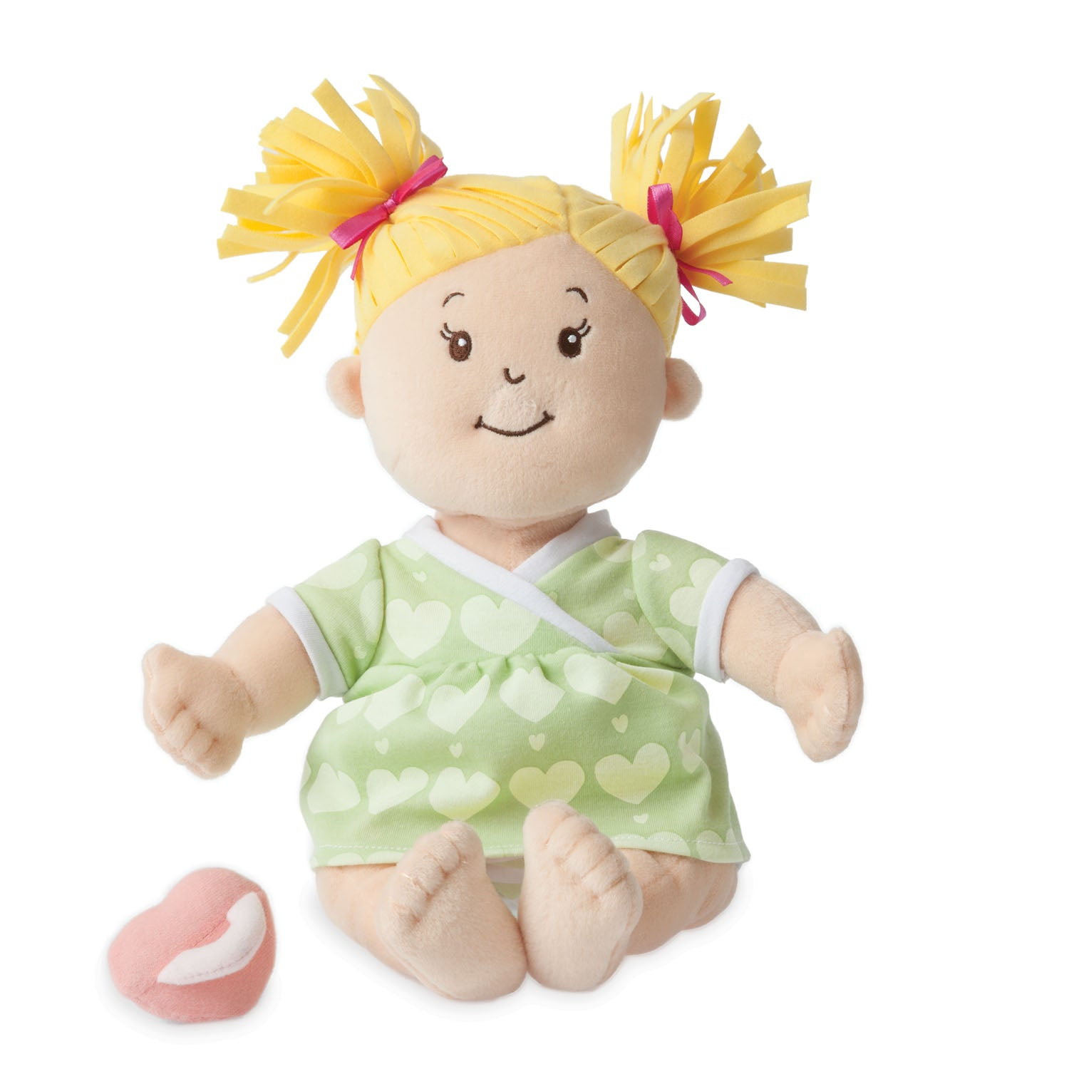 Baby Doll Baby Stella Blonde Soft Nurturing By Manhattan