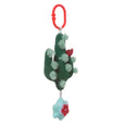 Cactus Garden Rock + Rattle - Manhattan Toy