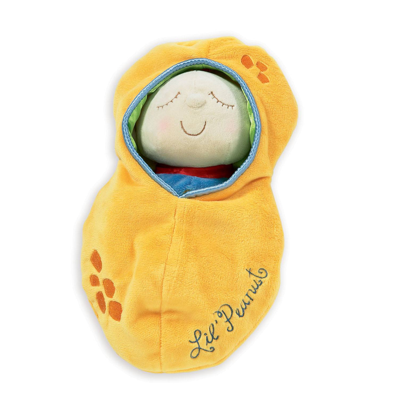 Snuggle Pods Lil' Peanut - Manhattan Toy