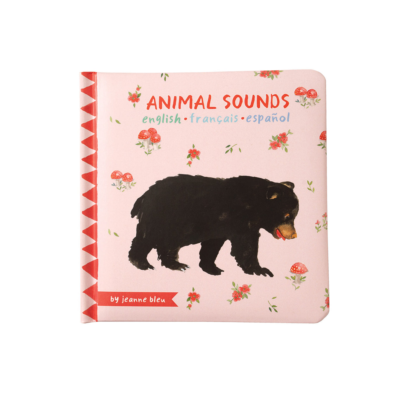 Animal Sounds Book - Manhattan Toy