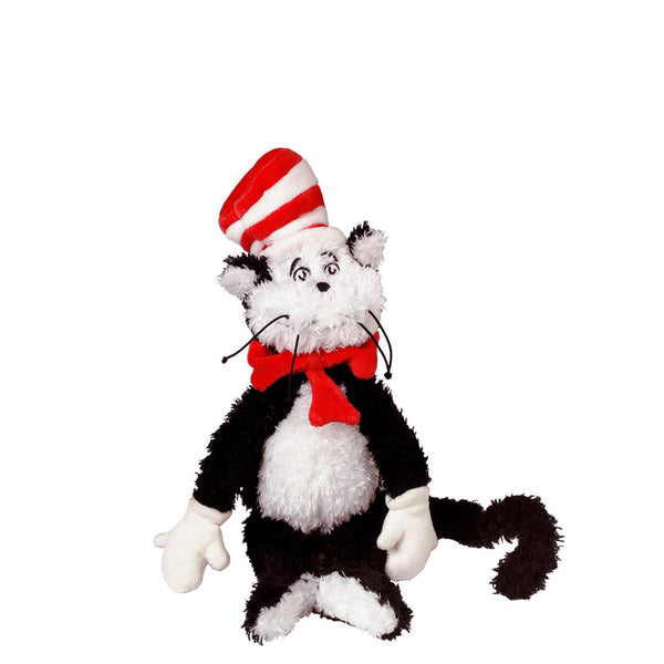 Dr. Seuss THE CAT IN THE HAT Small stuffed toy