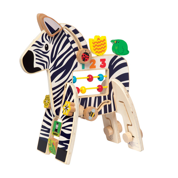 Safari Zebra - Manhattan Toy
