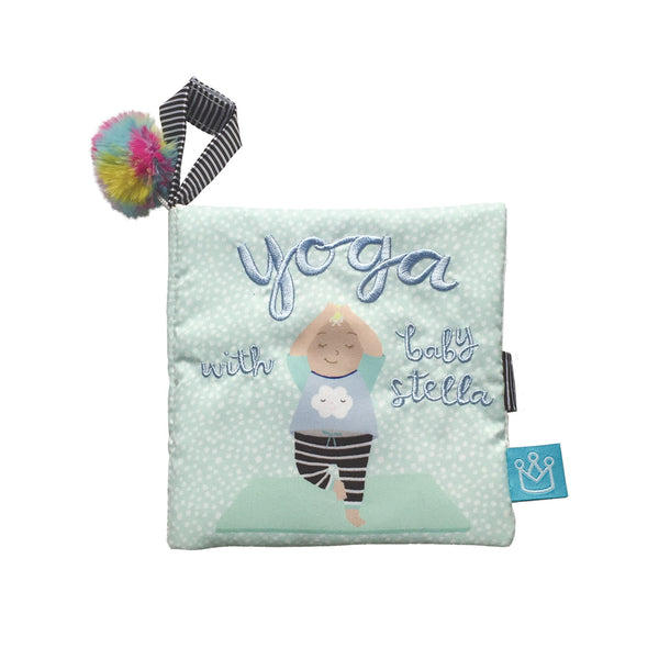 Baby Stella Yoga Book - Manhattan Toy