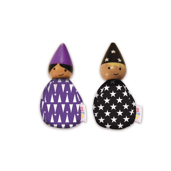 MiO 2 Magical People Bean-Bag Doll Set