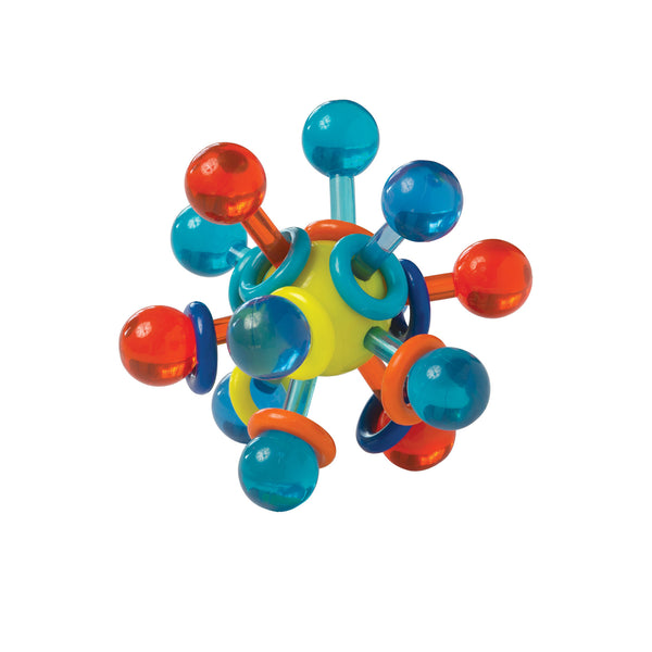Transparent Atom Teether Boxed