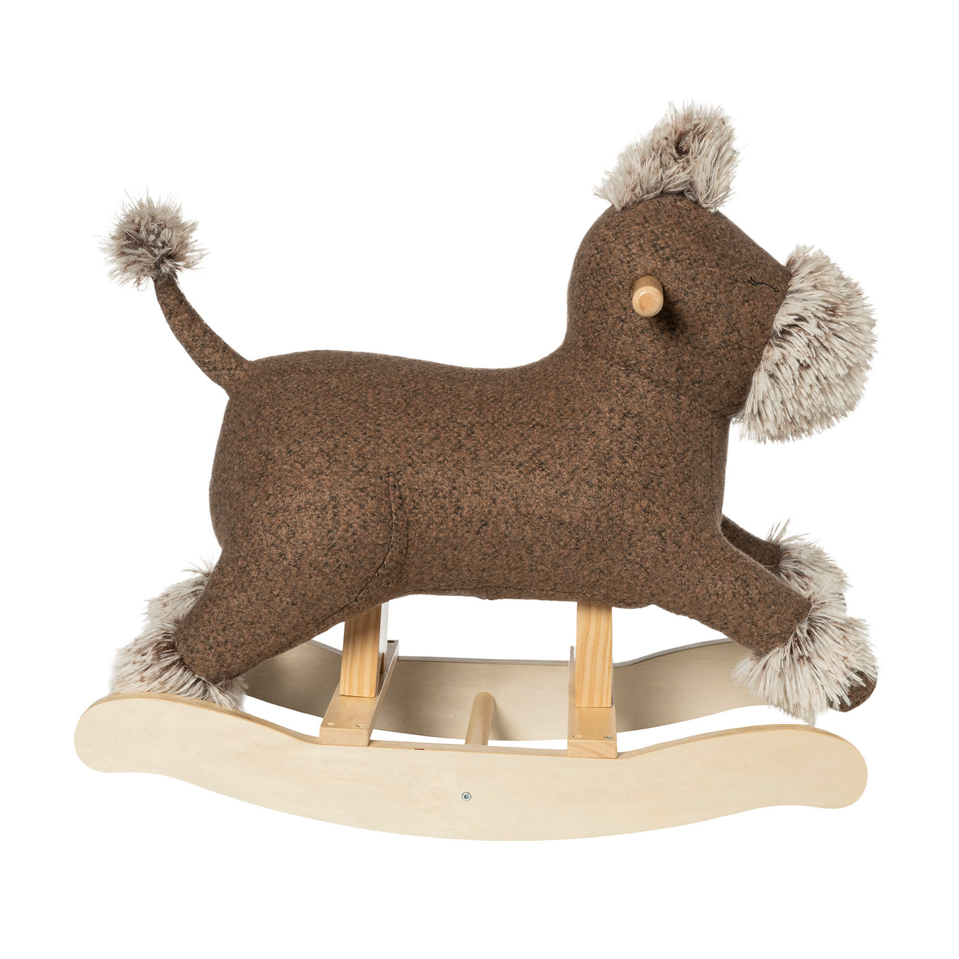 Terrier The Plush Rocker