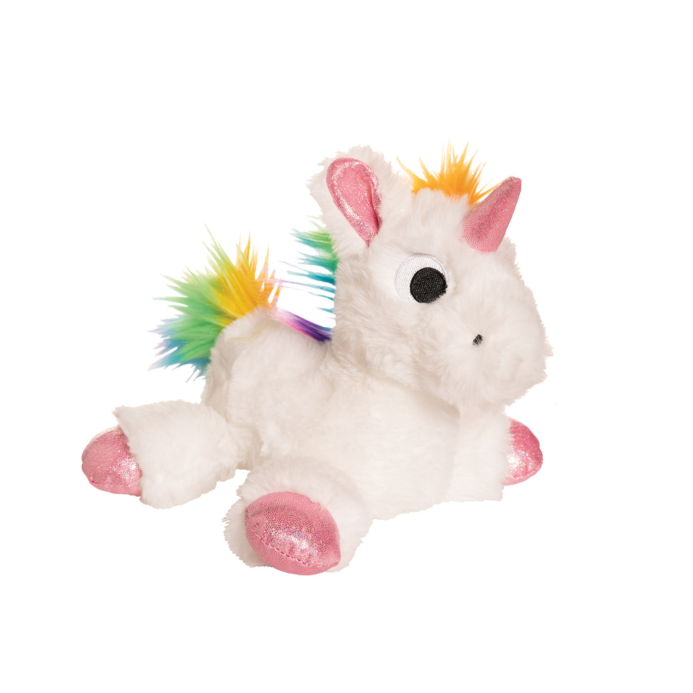 Floppies Rainbow Unicorn - Manhattan Toy