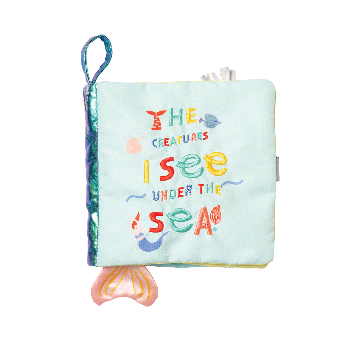 Under The Sea Soft Book - Manhattan Toy