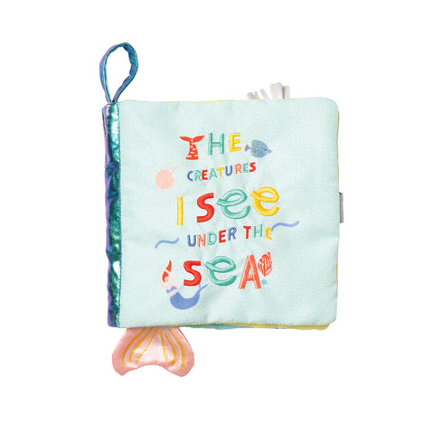 Under The Sea Soft Book