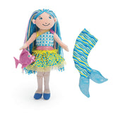 Soft Doll Groovy Girls Aqualina Mermaid