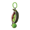 Farmer's Market Peas in a Pod Travel Toy - Manhattan Toy