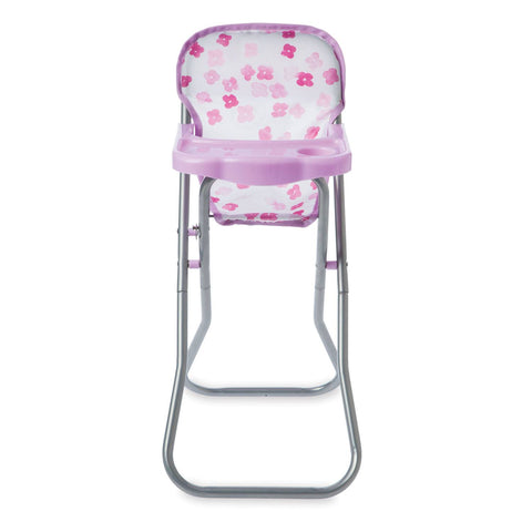 Baby Stella Baby Doll High Chair