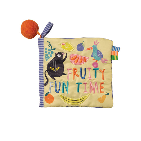 Fruity Fun Time Soft Book