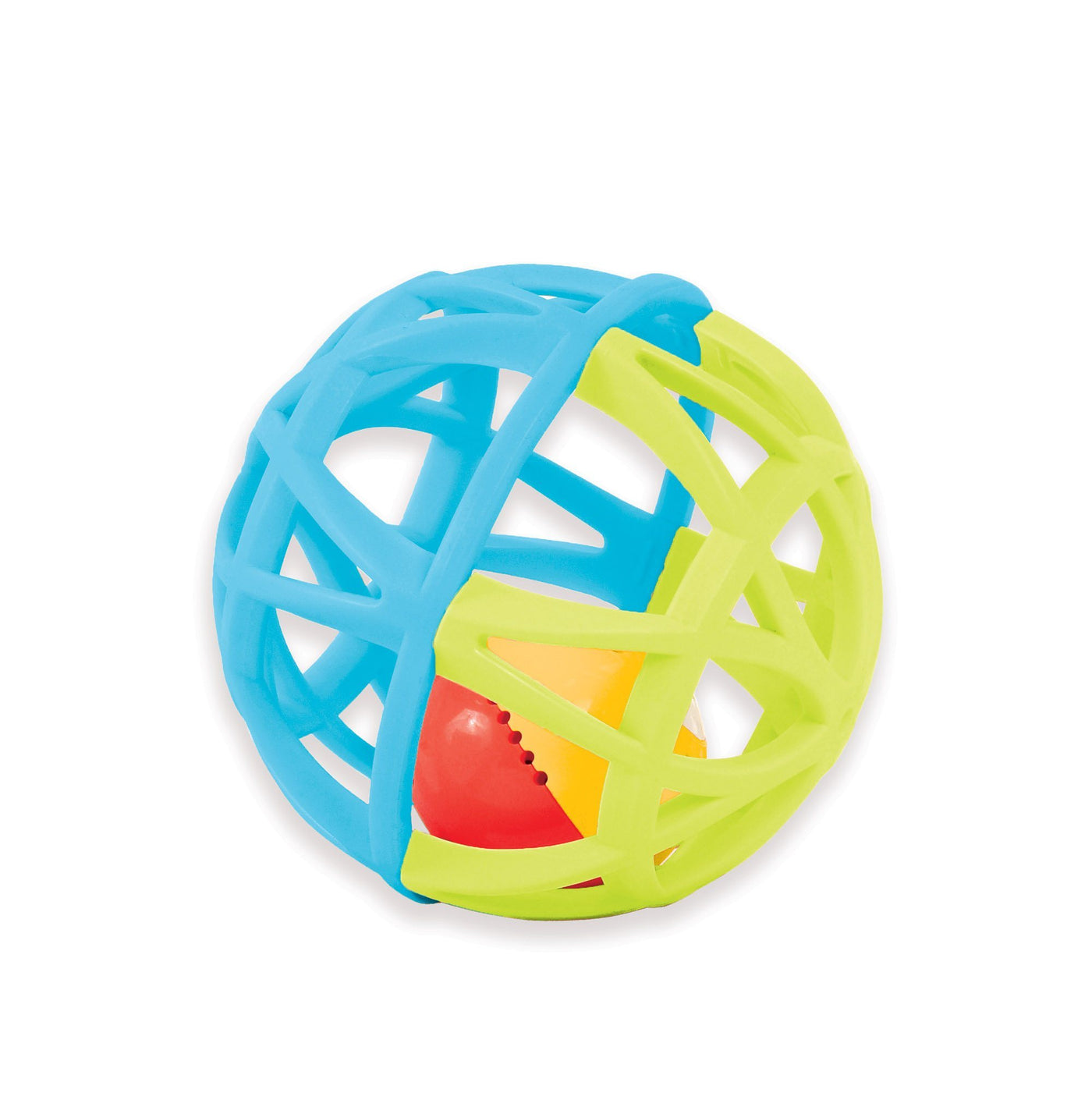 Manhattan Toy Jazzy Ball Lights and Sounds Toy and Rattle 216260