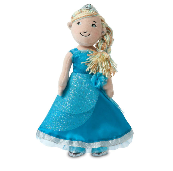 Soft Doll Groovy Girls Princess Crystelle