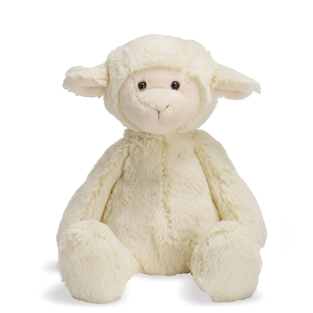 Stuffed Animal Lovelies Lindy Lamb Medium By Manhattan Toy Company