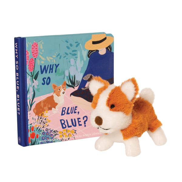 Why So Blue Blue? Gift Set