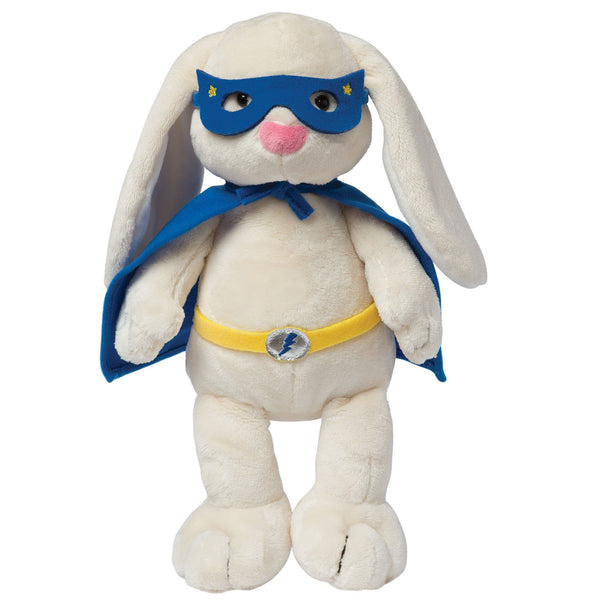 Superhero Bunny Stuffed Animal