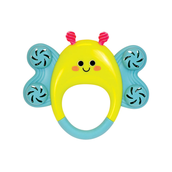 Butterfly Tambourine - Manhattan Toy
