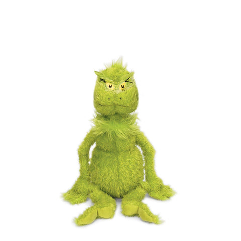 Dr. Seuss THE GRINCH Small stuffed toy