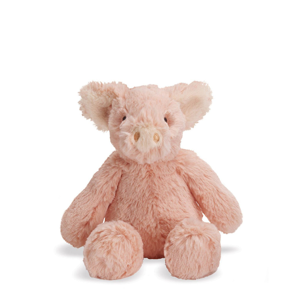 Stuffed Animal Lovelies Piper Pig Small By Manhattan Toy Company