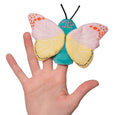Natural Historian Finger Puppets - Manhattan Toy