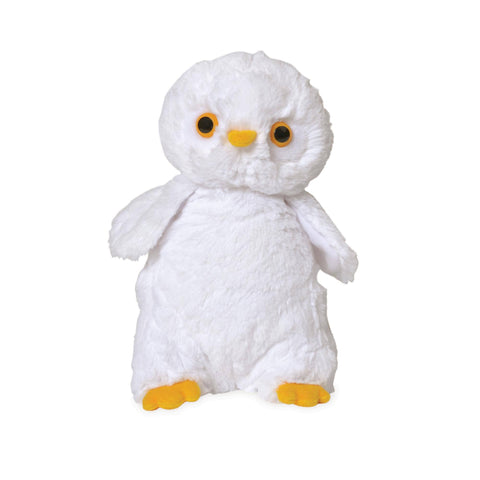 Stuffed Animal White Owl
