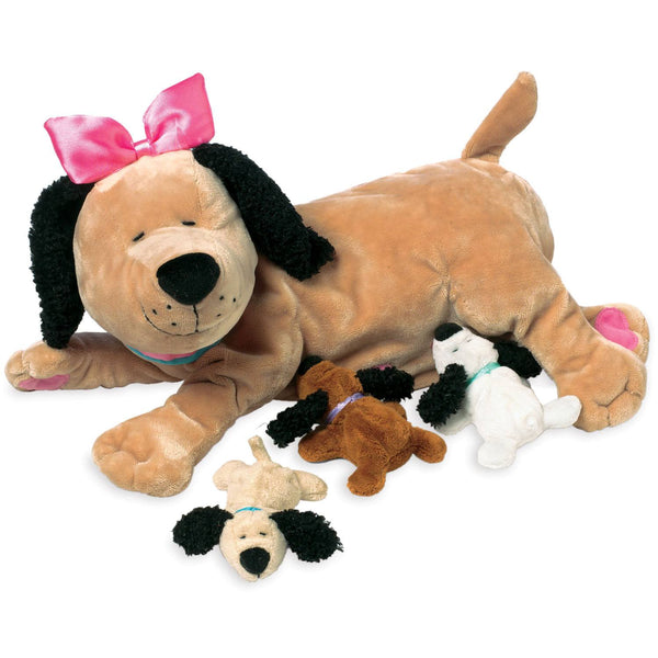 Nursing Nana Dog - Manhattan Toy