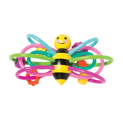 Bee Themed Teether
