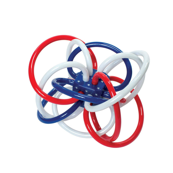 Winkel Red, White & Blue - Manhattan Toy