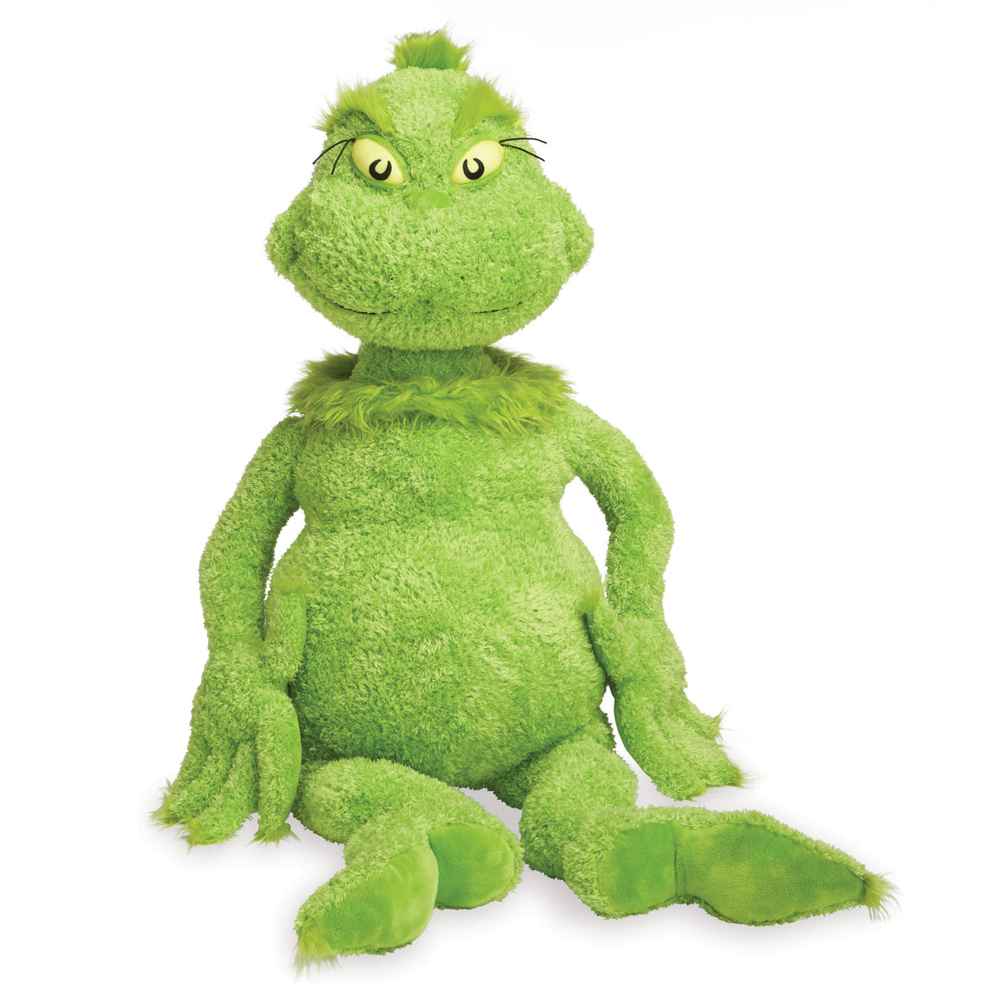 Dr. Seuss THE GRINCH Jumbo - Manhattan Toy