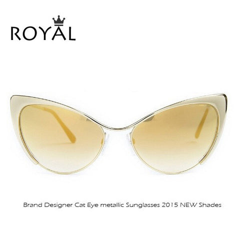 Super Cute Cat Eye Sunglasses For Women