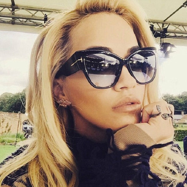 2016 NEW Beautiful Cat Eye Sunglasses For Women
