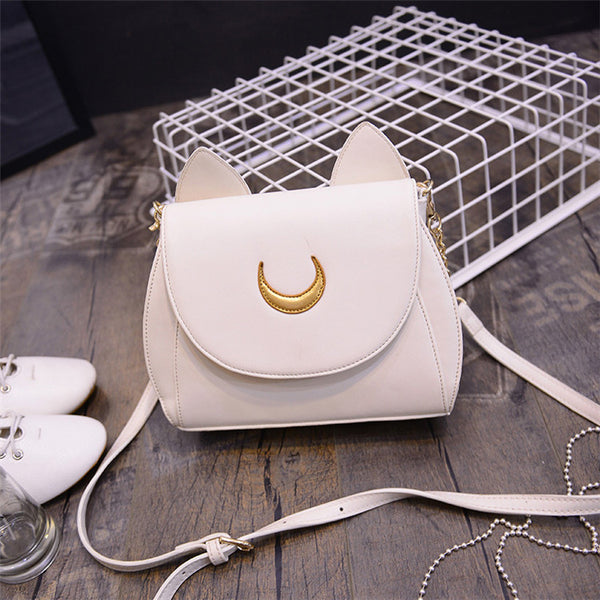 2016 Designer Cat Ears Handbag | Shoulder Bag