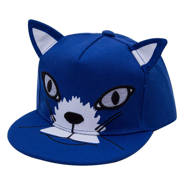 2016 Cat Ears Style Snapback Baseball Cap