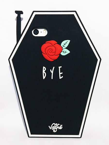 Coffin 3D iPhone Case