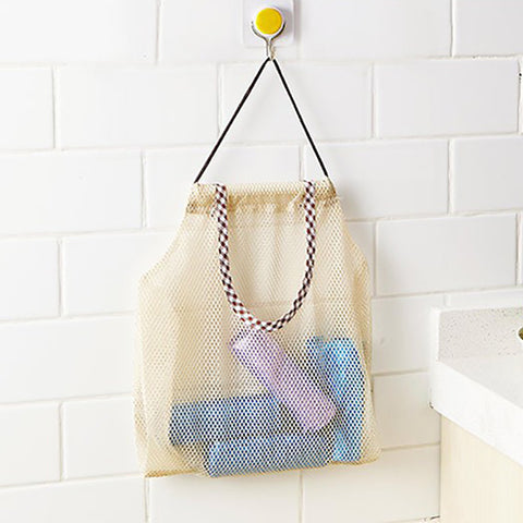 Image of Kitchen Fruit & Vegetable Mesh Storage Bag