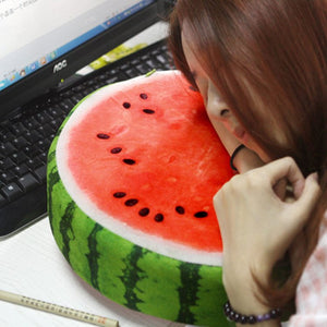 3D Fruit Pillow