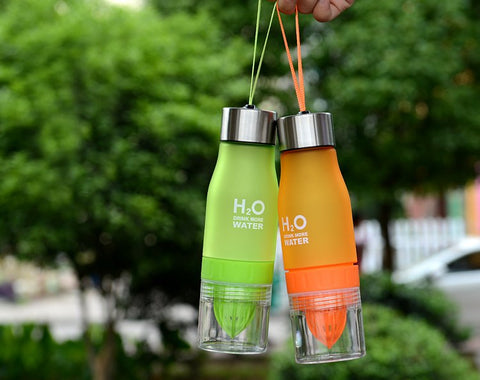 Image of Citrus Fruit Juice Extractor/Infuser Bottle