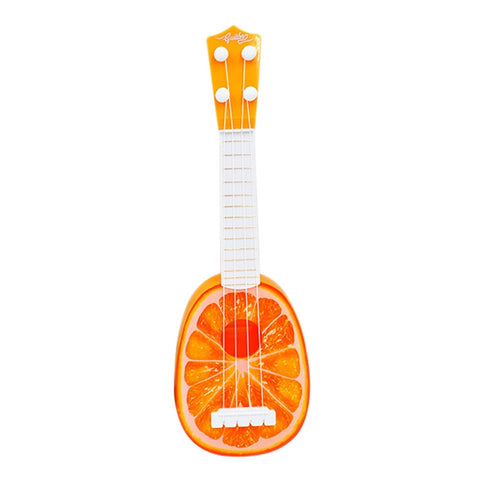 Children's Fruit Ukulele (watermelon, kiwi, orange, strawberry)