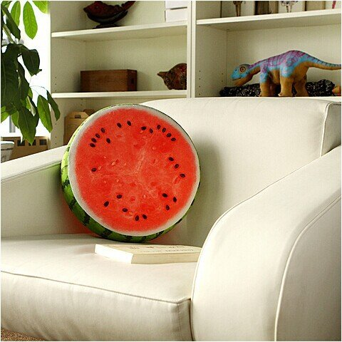 Image of 3D Fruit Pillow