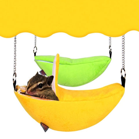 Image of Hammock Bed for Small Pet Hamster/Ferret/Rabbits