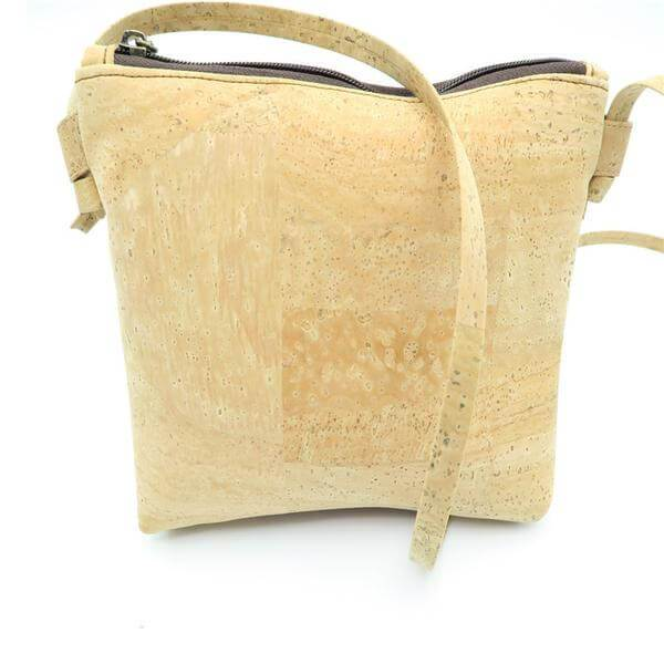 Handmade Natural Cork Vintage-style Purse - Shop your favorite Cruelty-Free Bags & Purses from www.AllVeganWorld.com | All Vegan World | +1-855-YA-VEGAN