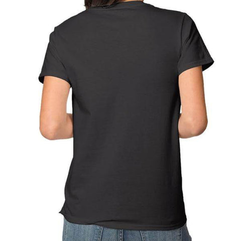 'vegan' Ladies Tshirt (2 colors) - Shop your favorite Cruelty-Free Fashion from www.AllVeganWorld.com | All Vegan World | +1-855-YA-VEGAN