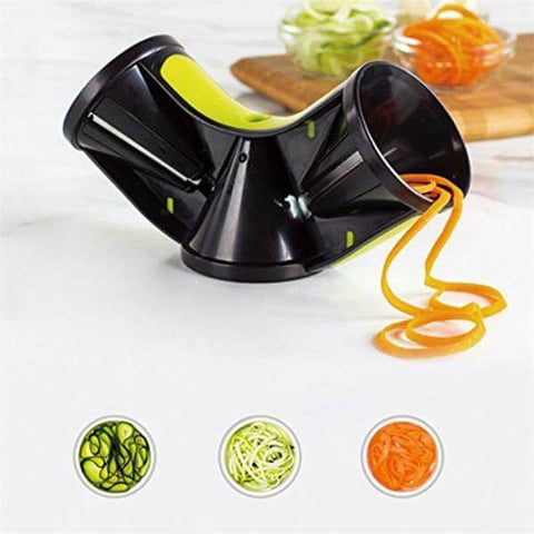 Image of 3-in-1 Veggie Spiralizer - Shop your favorite Kitchen Gadgets from www.AllVeganWorld.com | All Vegan World | +1-855-YA-VEGAN