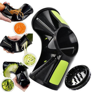 3-in-1 Veggie Spiralizer