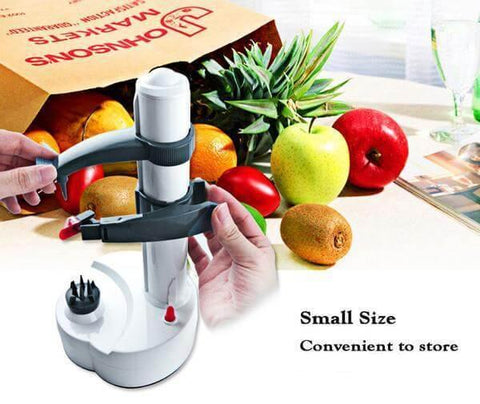 Image of Automatic Fruit & Veggie Peeler - Shop your favorite Kitchen Gadgets from www.AllVeganWorld.com | All Vegan World | +1-855-YA-VEGAN