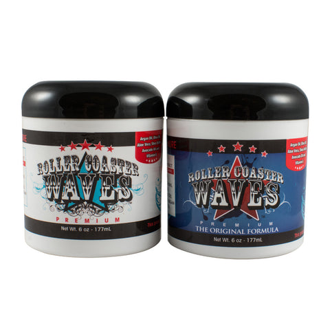 Roller Coaster Waves Original & Premium Combo