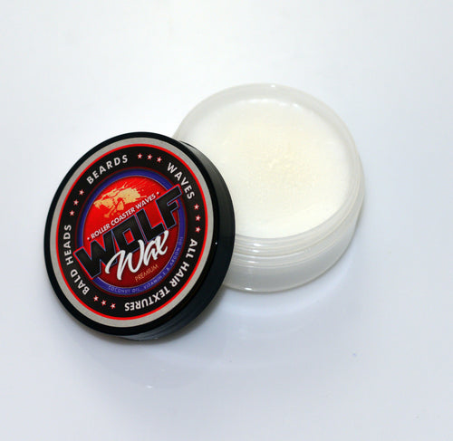 Roller Coaster Waves Wolf Wax - Wholesale (1 Case/8 Each)